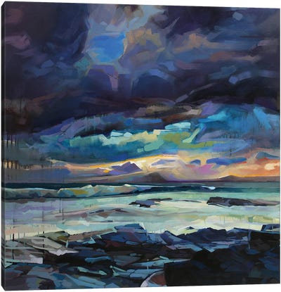 Mermaid'S Cove, Storm Fionn Canvas Art Print