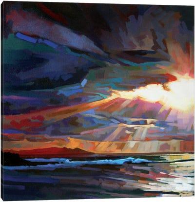 Towards Mullaghmore Canvas Art Print