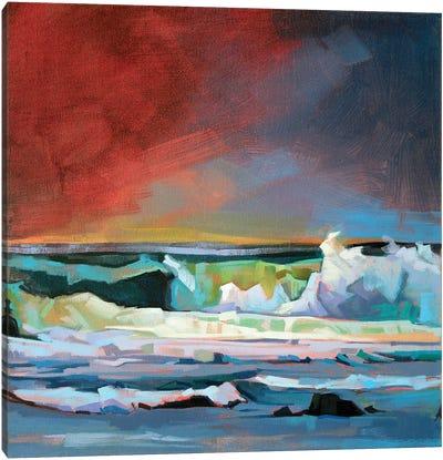 Winter In Leitrim Canvas Art Print