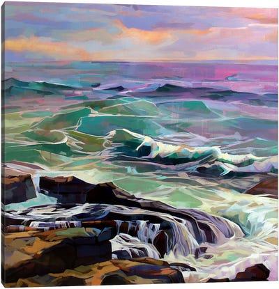Creevy, Storm Eleanor Canvas Art Print