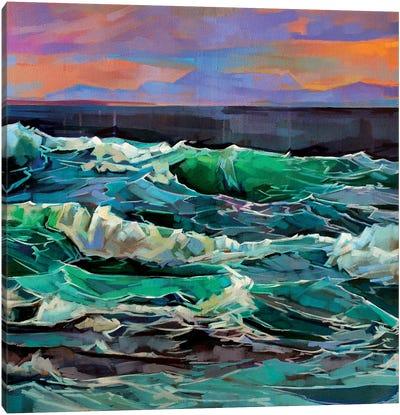 Creevy, Storm Emma Ii Canvas Art Print