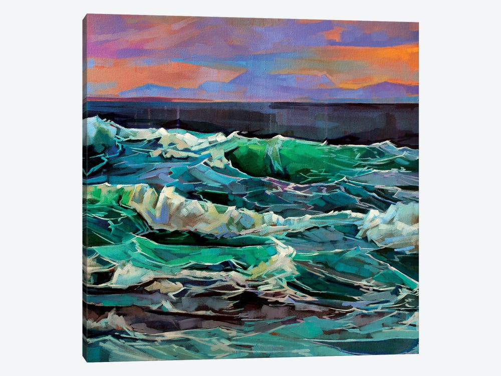 Creevy, Storm Emma Ii by Kevin Lowery 1-piece Canvas Wall Art