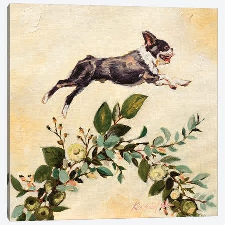 Leap Of Faith Canvas Print #KWB12} by Karen Weber Canvas Print
