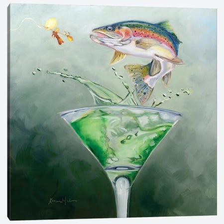 Rainbow Mixer Canvas Print #KWB22} by Karen Weber Canvas Artwork