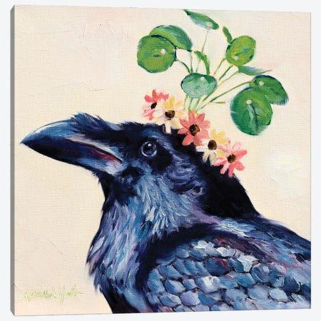 Wisdom And Prosperity Canvas Print #KWB30} by Karen Weber Canvas Art Print