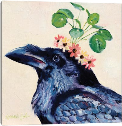 Wisdom And Prosperity Canvas Art Print