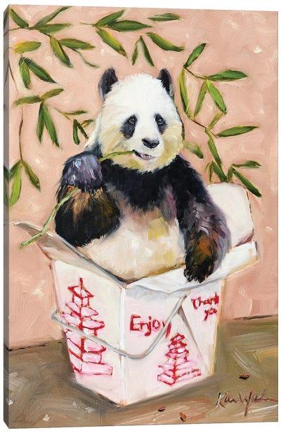 Enjoy Canvas Art Print