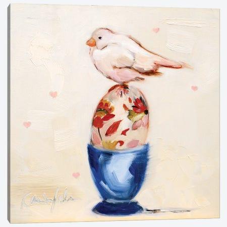 Sweet Expectations Canvas Print #KWB45} by Karen Weber Canvas Print