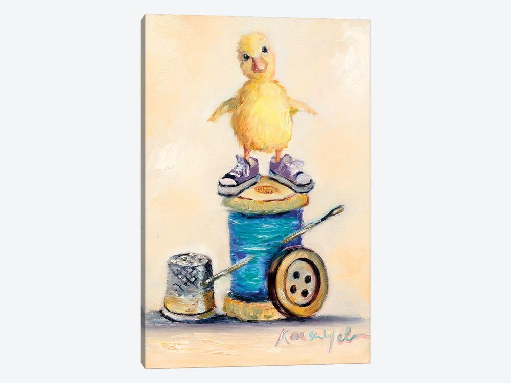 Sweet Notions by Karen Weber 1-piece Canvas Art Print