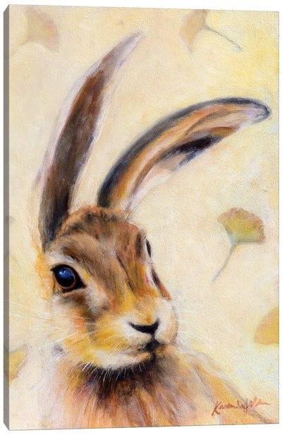 Gingko Jack Canvas Art Print