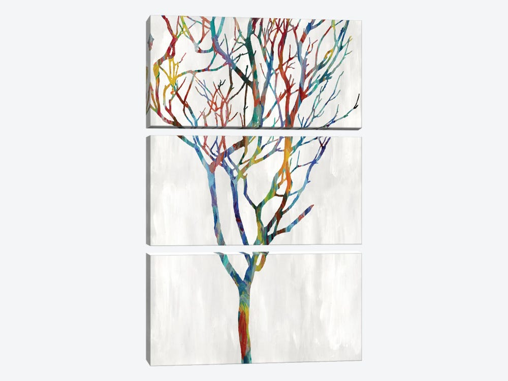 Branches I by Kyle Webster 3-piece Canvas Artwork