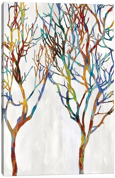 Branches II Canvas Print #KWE2