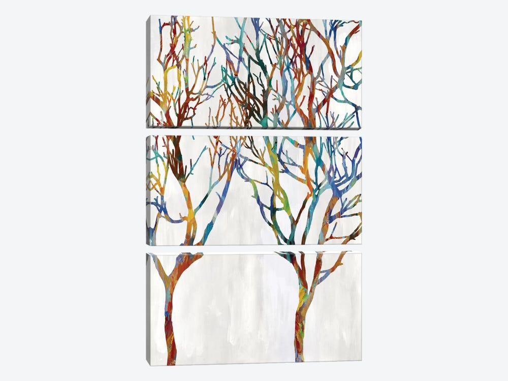 Branches II by Kyle Webster 3-piece Canvas Print