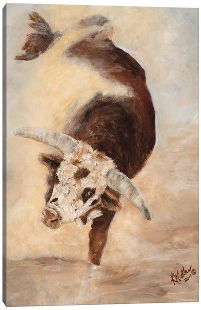 Shake Rattle & Roll II Canvas Art Print