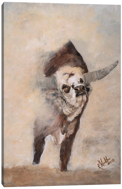 Shake Rattle & Roll III Canvas Art Print