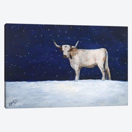 Journey Through the Snow III Canvas Print #KWI20} by Kathy Winkler Canvas Art Print