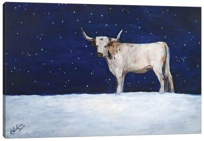 Journey Through the Snow III Canvas Art Print