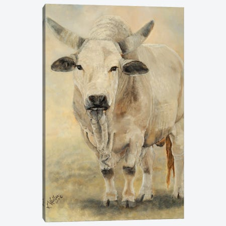 Tuff Enuff II Canvas Print #KWI25} by Kathy Winkler Canvas Art