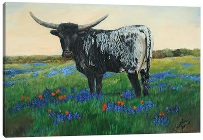 My Flowers II Canvas Art Print