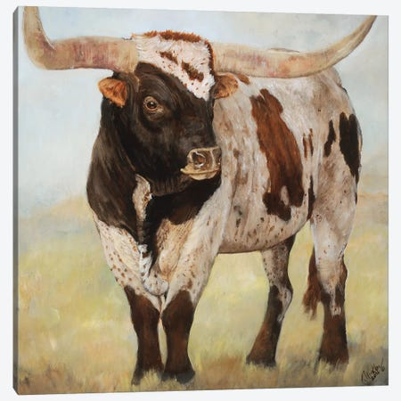Big Daddy I Canvas Print #KWI2} by Kathy Winkler Canvas Artwork