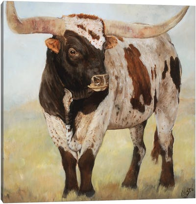 Big Daddy I Canvas Art Print