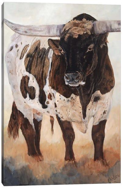 Big Daddy II Canvas Art Print