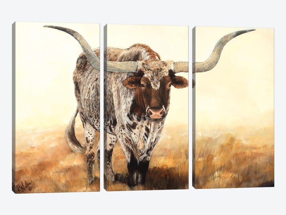 Sentimental Journey II by Kathy Winkler 3-piece Canvas Art Print