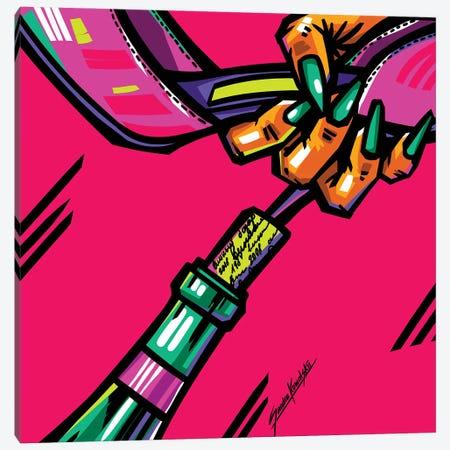Vine me Canvas Print #KWL44} by Sandra Kowalskii Art Print