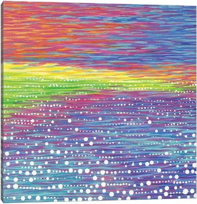 Seascape IX Canvas Art Print