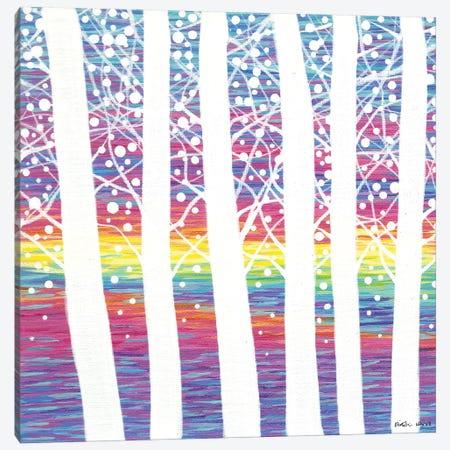Woodland I Canvas Print #KWO105} by Kirstin Wood Canvas Art