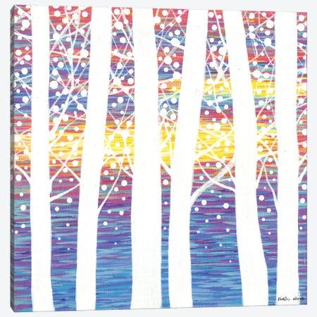 Woodland III Canvas Print #KWO106} by Kirstin Wood Canvas Art