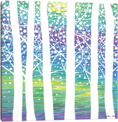 Woodland IV Canvas Art Print