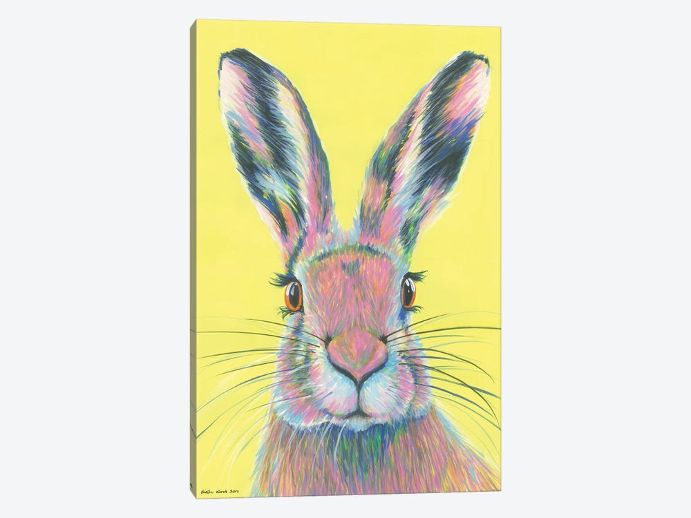 Mad March Hare by Kirstin Wood 1-piece Art Print