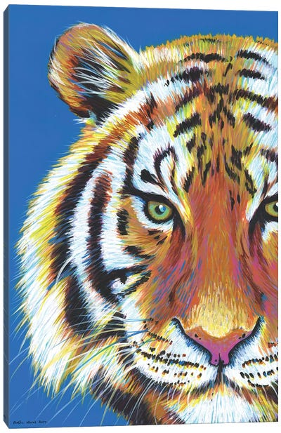 Tiger Tiger Canvas Art Print