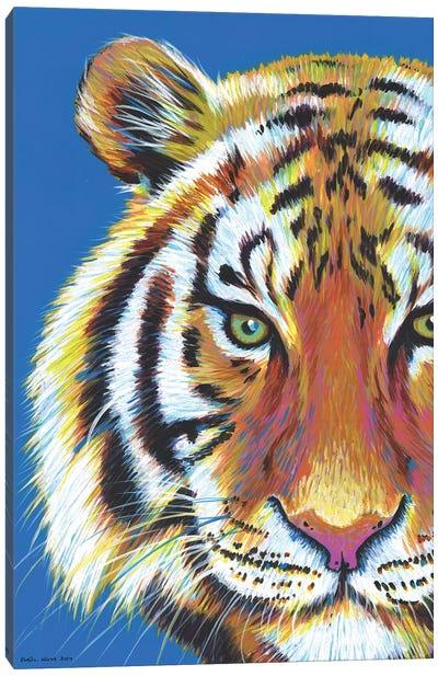 Tiger Tiger Canvas Art Print