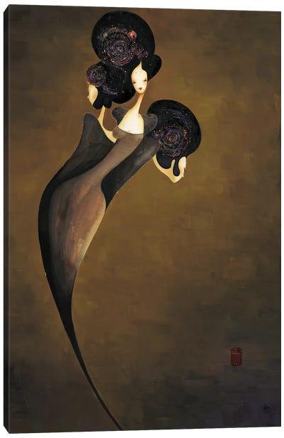 Lamp Canvas Art Print