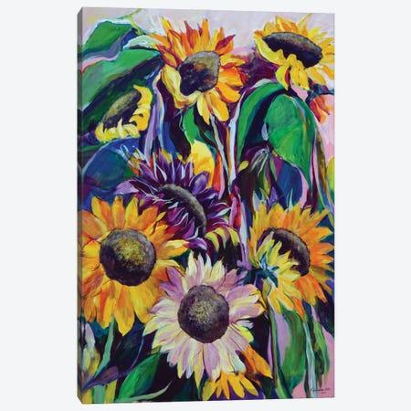 The King Of Summer Canvas Print #KYG10} by Kyungsoo Lee Canvas Art Print