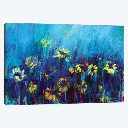 Summer Choir Canvas Print #KYG29} by Kyungsoo Lee Canvas Artwork