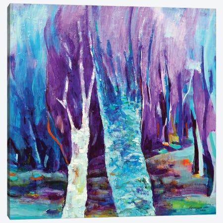 Into The Season Canvas Print #KYG35} by Kyungsoo Lee Canvas Wall Art