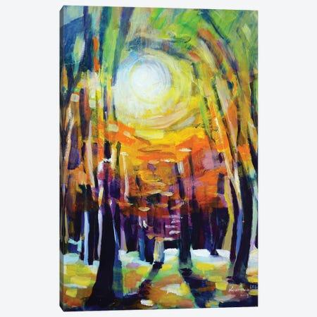 The Light Of Faith Canvas Print #KYG39} by Kyungsoo Lee Canvas Print