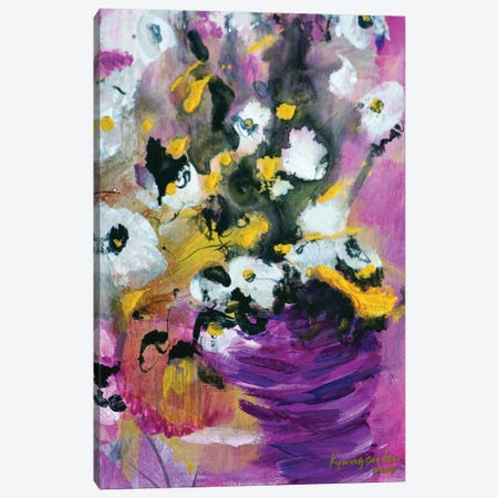 Sweet Heart Canvas Print #KYG3} by Kyungsoo Lee Canvas Art