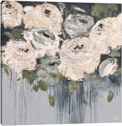 New Cascading Delight Canvas Art Print