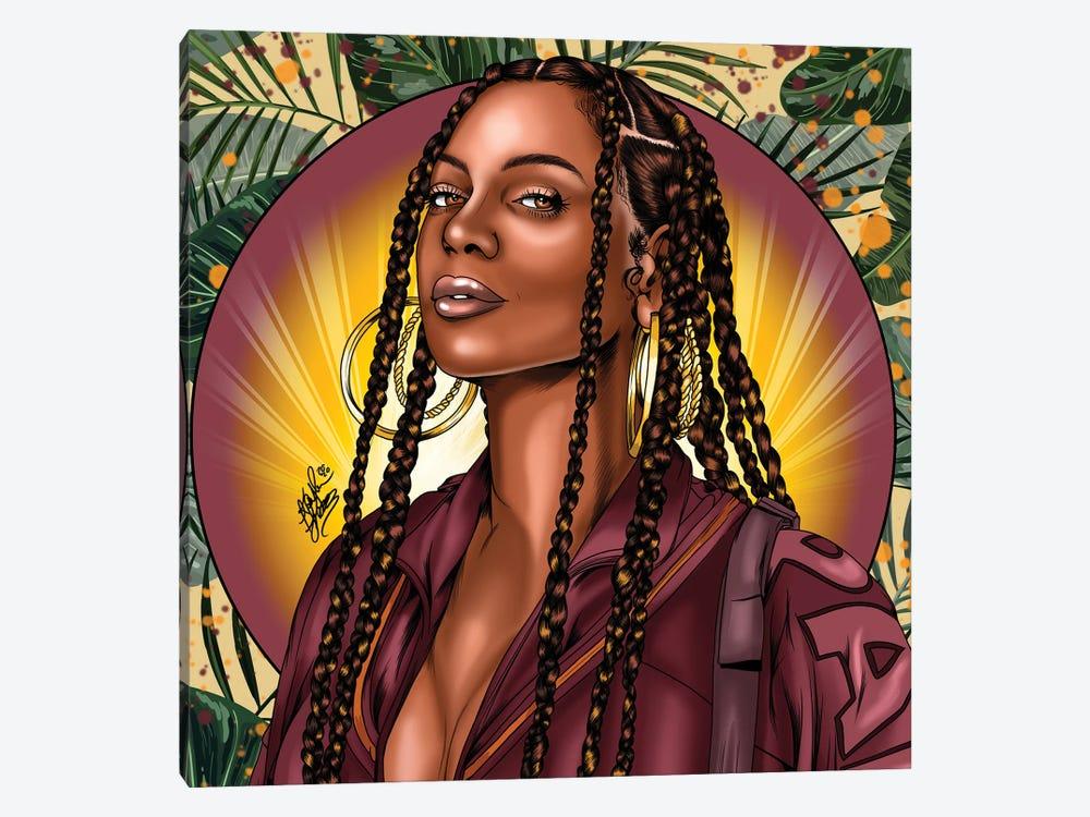 Beyoncé by Kaylin Taraska 1-piece Art Print