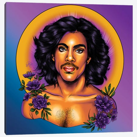 Prince Canvas Print #KYN1} by Kaylin Taraska Canvas Print