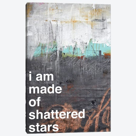 Shattered Stars I Canvas Print #KYO111} by Kent Youngstrom Canvas Art Print