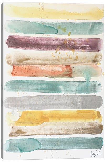 Stripes II Canvas Print #KYO120
