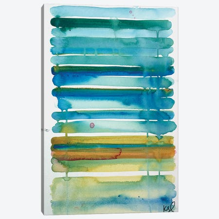 Stripes I Canvas Print #KYO121} by Kent Youngstrom Canvas Art