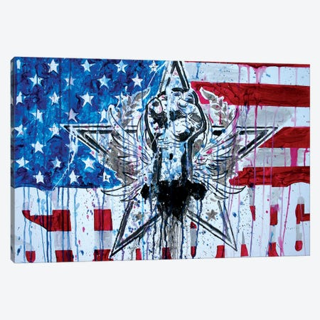 Strong Canvas Print #KYO124} by Kent Youngstrom Canvas Print