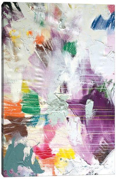 Texture X Canvas Print #KYO137