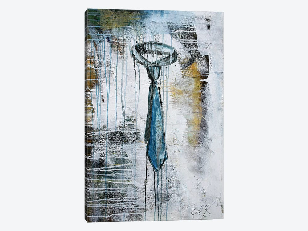 Tie by Kent Youngstrom 1-piece Canvas Art